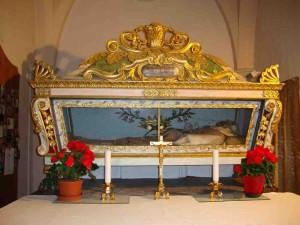Beato Domenico Spadafora - Monte Cerignone