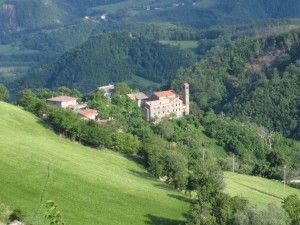 Casa per gruppi a Fragheto