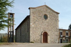 Chiesa di Santa Flora in Romagnano