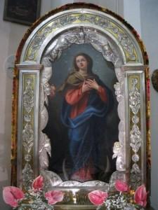 Immagine dell'Immacolata Concezione di Sant'Agata Feltria