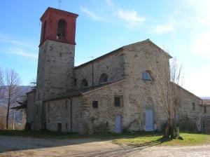 San Michele Arcangelo a Ca' Bardaia (Petrella Guidi)