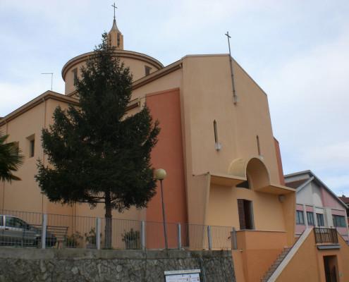Chiesa di Mercatino Conca