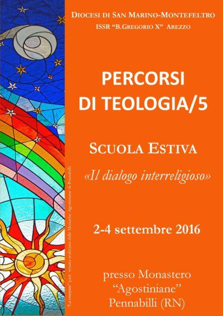 Manifesto Percorsi di Teologia 5